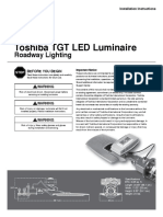 TGT LED Roadway Instruction Sheet