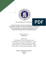 Contoh Proposal PKM Teknologi Hafsah Halidah