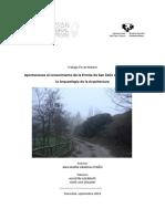 Aportaciones Al Conocimiento de San Zoilo de Caseda Desde La Arqueologia de La Arquitectura-libre