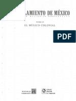 Ideas y Leyes Sobre Poblamiento en El Mexico Colonial