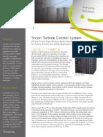 IndustrySolution Triconex TriconTMRTurbineControlSystemForNuclear 03-11