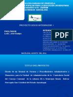 Presentaciondelproyectosociointegradorpresentacionnuevapresentacion 141101122624 Conversion Gate01