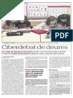 Ciberdebat de deures