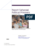 Report Political Prisoners NOV 2016