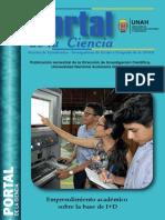Revista Portal de La Ciencia No. 8