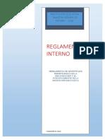 Reglamento InternoI Final 2016