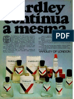 Yardley 1970
