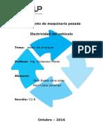 Informe 2 de Electricidad Del Vehiculo