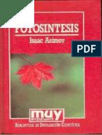 Isaac Asimov - Fotosintesis