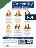 North Branford High School Senior Spotlight