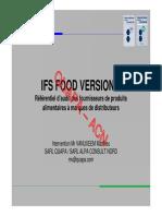 Ifs Food v6 2013-2014 (French)