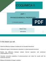 Fisicoquímica II 1.2