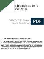 Radiación Solar Presentación