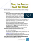 Stop the Reston Road Tax --Final--rev