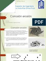 Corrosion Erosion