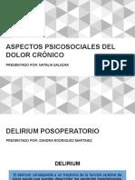 DELIRIUM EN EL POSOPERATORIO.pptx