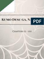 Kumo Desu Ga, Nani Ka - Chapters 51 - 100
