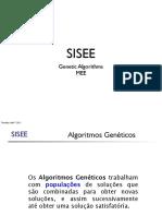 SISEE Genetic Algorithms Knote