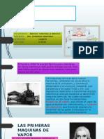 Historia de Las Maquinas Termicas Abigail