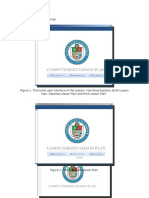 Detailed Lesson Plan Screenshots
