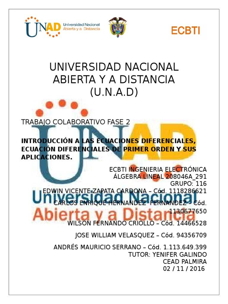 Trabajo Colaborativo Fase 2 Grupo 100412_116
