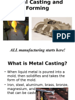 Metal Casting & Forming