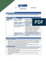 COM - U5 - 3er Grado - Sesion 09.docx