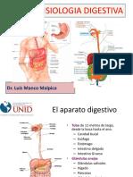 Clase Nº 9 - 10 Fisiologia Digestiva