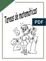 Muestra Tareas de Matematicas