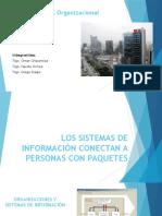 Los Sistemas de Información Conectan a Personas Con Paquetes