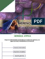 Semana 12.- Herencia Atipica