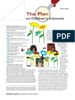 The Plan - Building on Children's Interests.pdf