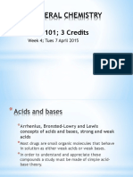 Acids and Bases External