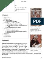 Theology - A Study