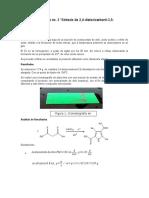 Síntesis de 2,4 Dietoxicarbonil 3,5 Dimetilpirrol