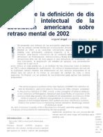 Analisis de La Definicion de Disc. Int.