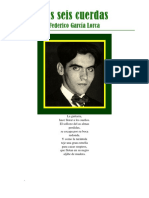 Garcia Lorca, Federico - Las Seis Cuerdas