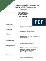 Amplificador Documento