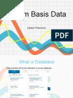 2.Basisdata-basisdata Dan Pengguna