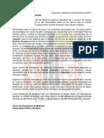 Comunicado Situación Campus Clínico Hospital de La Serena