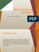 Presenacion General y Todos Los Minerales
