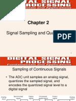 Pengolahan Sinyal - Bab 2