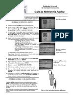 Guía Rápida Celltron ULTRA