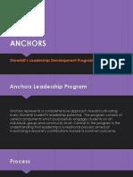 anchors presentation