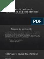 Método de Perforación Convencional de Pozos Petroleros