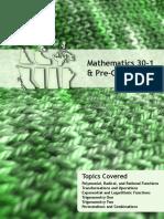 Math30-1 Workbook Condensed 1