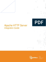 007-011228-001 Apache HTTP Server Integration Guide RevE(1)