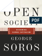 Open Society Reforming Global Capital