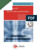 Projet EDI Dans La Filiere Automobile