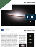 Sombrero Galaxy (M104)